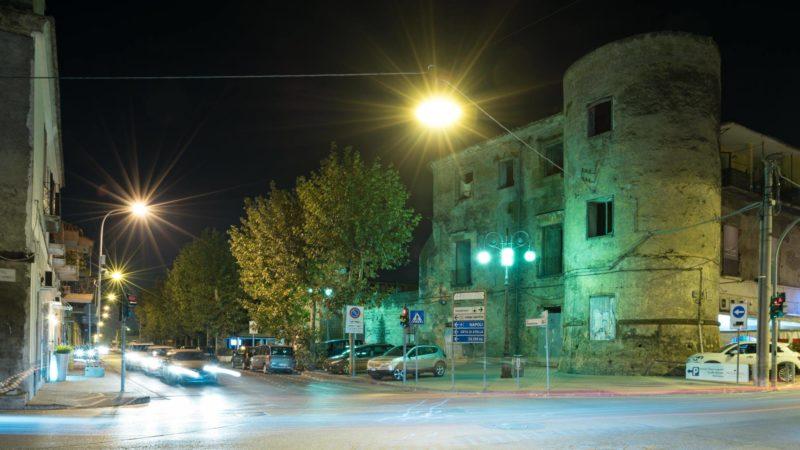 La Pietra di Trentola e il Castel Loriano