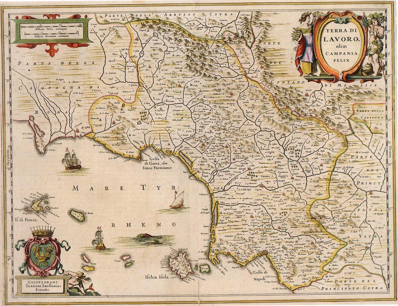 """La verità sui Regi Lagni, un """"falso storico"""" del Regno di Napoli"""
