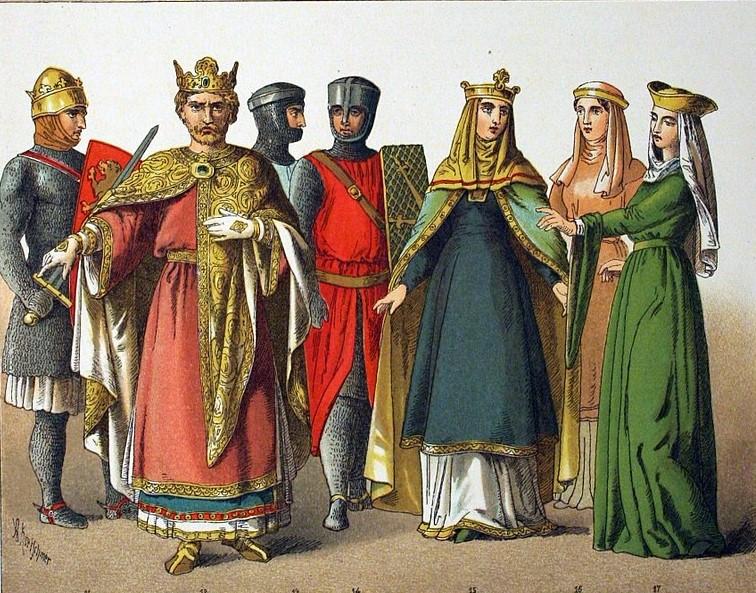 Le scelte politiche dei cavalieri normanni