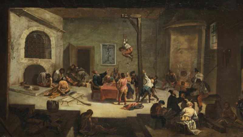 Alessandro Magnasco: le Tenebre nel Secolo dei Lumi