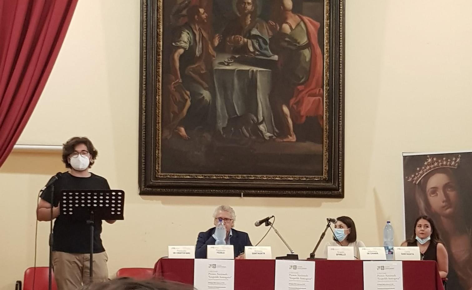 """II Edizione del Premio Nazionale """"Leopoldo Santagata"""""""